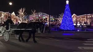 Columbus Ohio Tree Lighting Columbus Ohio Christmas Lights Easton Mall