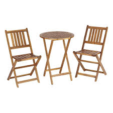 56 wooden bistro table sets beech wood square set