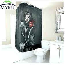 cool shower curtains. unusual shower curtains really cool great full size of navy and gray w