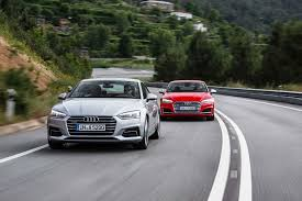 2018 audi vehicles. wonderful vehicles 2018 audi a5 s5 front end in motion to audi vehicles