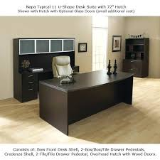 office desk hutch office max l shaped desk with hutch