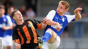 Byron Lawrence: Colchester United sign Ipswich midfielder - BBC Sport