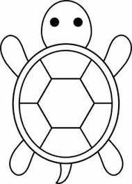 turtle drawing for kids. Brilliant For Pencil And In Color Drawn Turtle Template Turtle For Scrapbook  Embellishment Summer Inside Drawing For Kids A