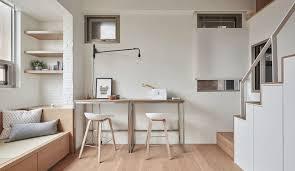 A Contemporary Small Loft Apartment In Taiwan Home Design Lover Adorable Loft Apartment Interior Design