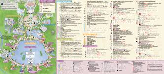 best of diagram disney world map epcot in of showcase