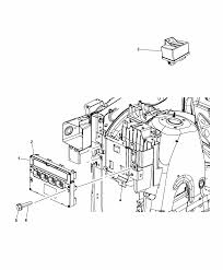 2013 jeep grand cherokee modules engine partment diagram i2282849