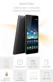 Get the Good Ol' ZTE Nubia Z7 Max for ...