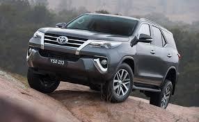 New 2016 Toyota Fortuner Foreshadows Future 4Runner | Hooniverse