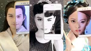 2018 chinese mom transforms herself into diffe celebrities with makeup