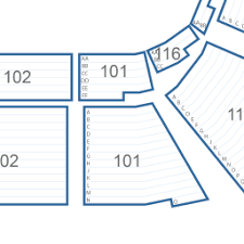 Wolves Hockey Seating Chart Allstate Arena Interactive Hockey Seating Chart
