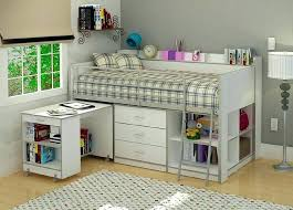 loft beds with storage and desk bunk beds with storage and desk
