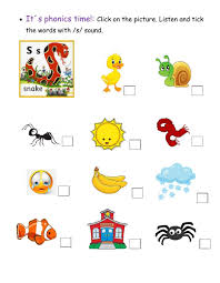 Worksheet downloads come in a variety of formats including pdf. Jolly Phonics S Worksheet