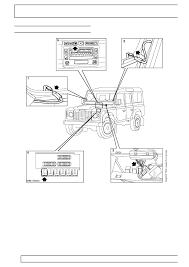 land rover defender radio wiring diagram images land rover td land rover workshop discovery radio wiring diagram