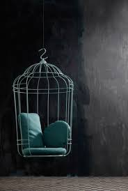 a bird cage like swing by ontwerpduo in home furnishings