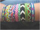Плетение изделий из ниток