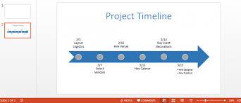Plantillas Power Point 2013 Free Powerpoint Timeline Template