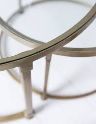 nest of glass tables for 3 sided table where to nest of tables metal nesting tables set of 3 glass coffee and side tables