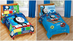 thomas the train full size bedding of toddler bed set tank engine