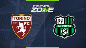 2019-20 Serie A – Torino vs Sassuolo Preview & Prediction - The Stats Zone