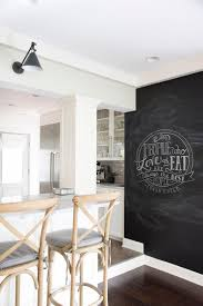 Small Chalkboard For Kitchen 17 Best Ideas About Kitchen Chalkboard Walls On Pinterest Kids