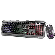 Buy ZEBRONICS Gaming Multimedia USB Keyboard ... - Amazon.in