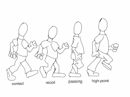 Walk+cycle+tutorial+by+the+helpful+art+teacher+cartoon+of+walk+cylcle+art+lesson+printable+worksheet+contact+recoil+pasing+high+point+for++animation pictures on high school art worksheets, math worksheet storage on worksheet teacher