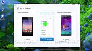 How to Transfer Data from Huawei Ascend P7 to Samsung Galaxy ...