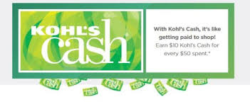 kohl s cash