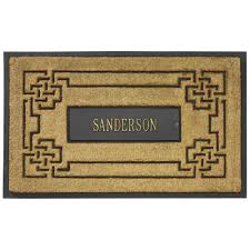 Doormats, Personalized and Welcome Mat | Organize-It