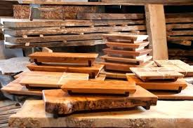 rustic cutting board modern furniture from wood and wine barrels woodworking boards large wooden chopping round