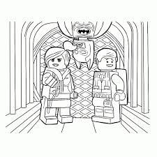 Kleurplaat Lego Movie 2