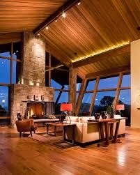 Luxury Residential Interior Photography Great Room Durango - Mountain home interiors