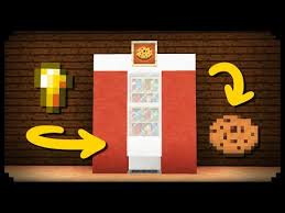 How To Make Vending Machine In Minecraft Pe Adorable ✓ Minecraft How To Make A Working Vending Machine YouTube