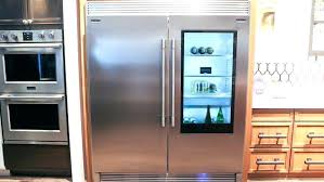 costco refrigerators french doors glass front refrigerator glass door refrigerator residential tall glass door refrigerator