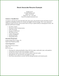 Microsoft Resume Example Resume Example Of High School Student Resume