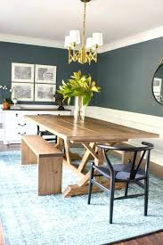 Dining Room Rustic Modern Dining Table  Rustic Farmhouse Dining Modern Rustic Dining Furniture