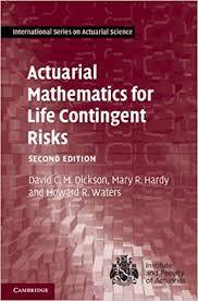 Actuarial Mathematics For Life Contingent Risks International