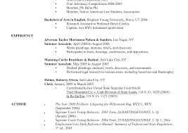 Awesome Court Clerk Job Objective Photos Entry Level Resume