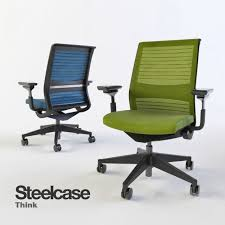 steelcase think office chair. Steelcase, Think Swivel Office Chair Steelcase A