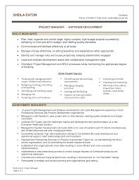 Change Management Resume Badak Project Manager System Case Study