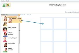 Teacherplus Gradebook Create And Edit A Seating Chart