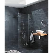 gray slate bathroom floor tile. mouse over image for a closer look. gray slate bathroom floor tile f