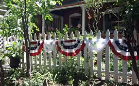 4th of july fast easy outdoor decor on the cheap the year of