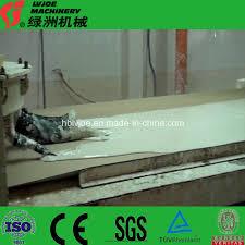 china drywall manufacturing machines