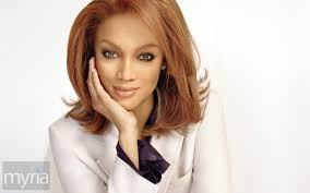 tyra banks with makeup