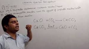10th ch 1 chemical reactions and equations part 8 2 in hindi by ganesh dutt