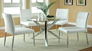 large round glass dining table round glass table set tags sober glass round kitchen table glass