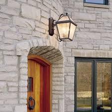 front door lightsTraditonal Entry Light Above Arched Front Door  Brass Light Gallery