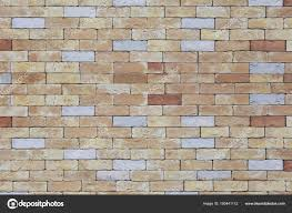 old brick wall in decoration architecture stock photo