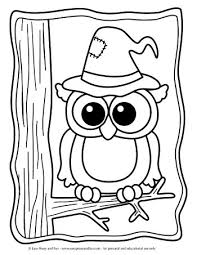 Cute halloween coloring pages, cats, witches, scary coloring pages + more! Halloween Coloring Pages Easy Peasy And Fun